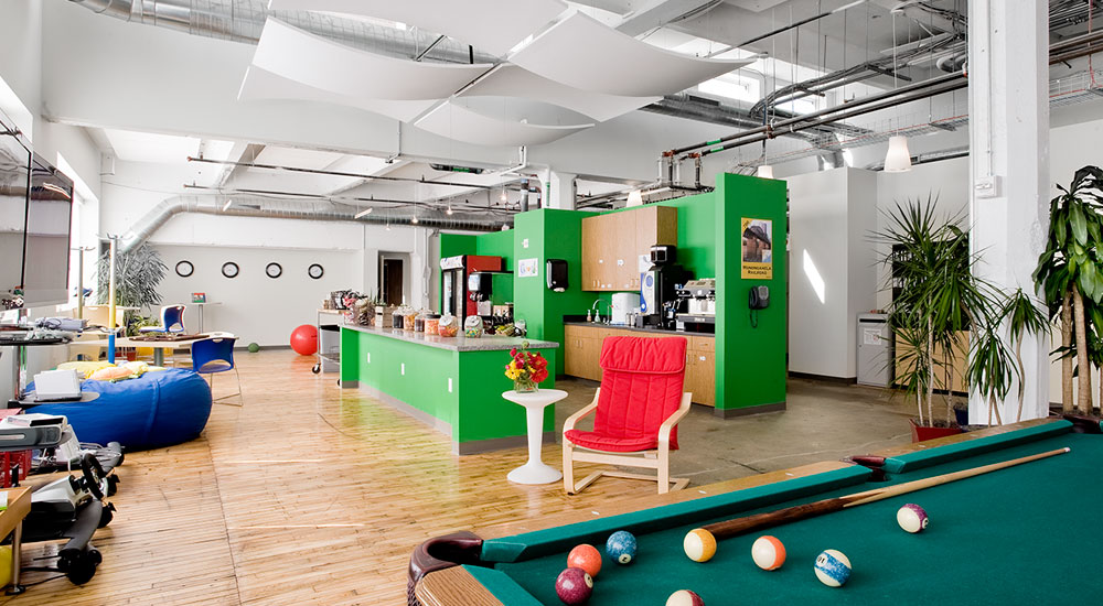 office space ideas photos - Google Pittsburgh Strada a cross disciplinary design firm