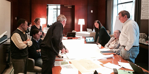 ULI Advisory Panel hard at work in Raleigh-Durham